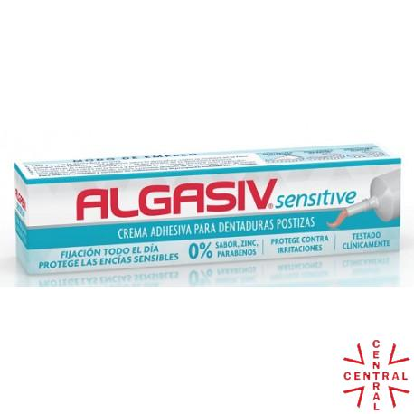 ALGASIV  SENSITIVE crema adhesiva dentadura postiza 70g Combe