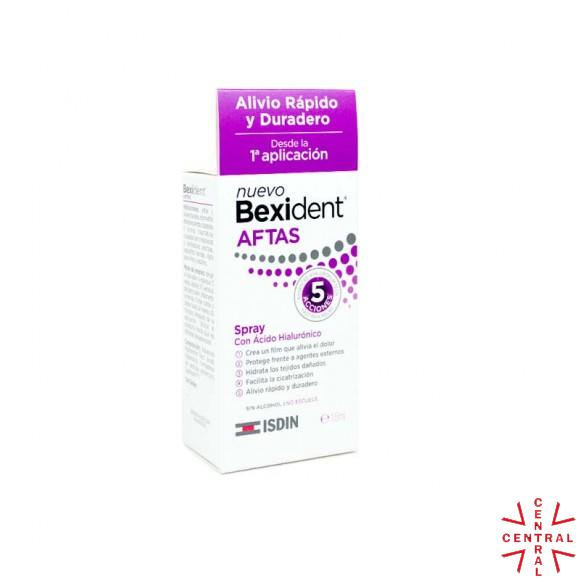 BEXIDENT AFTAS spray BUCAL PROTECTOR 15 ml Isdin