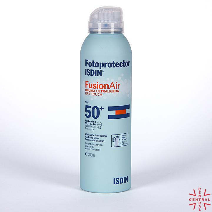 ISDIN Fotoprotector  fusion air SPF 50 200ml