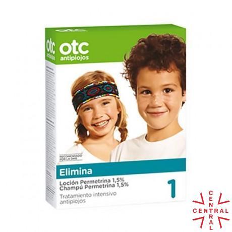 OTC pack Permetrina 1.5 Sin Alcohol
