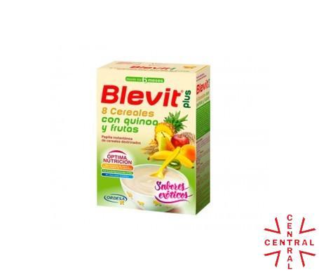 BLEVIT PLUS  8 cereales + galleta 600g