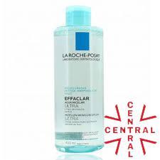 EFFACLAR agua micelar piel grasa 100 ml La Roche Posay