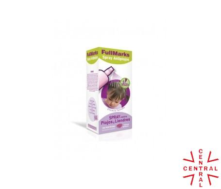 Fullmarks spray antiPiojos sin pesticidas  150ml