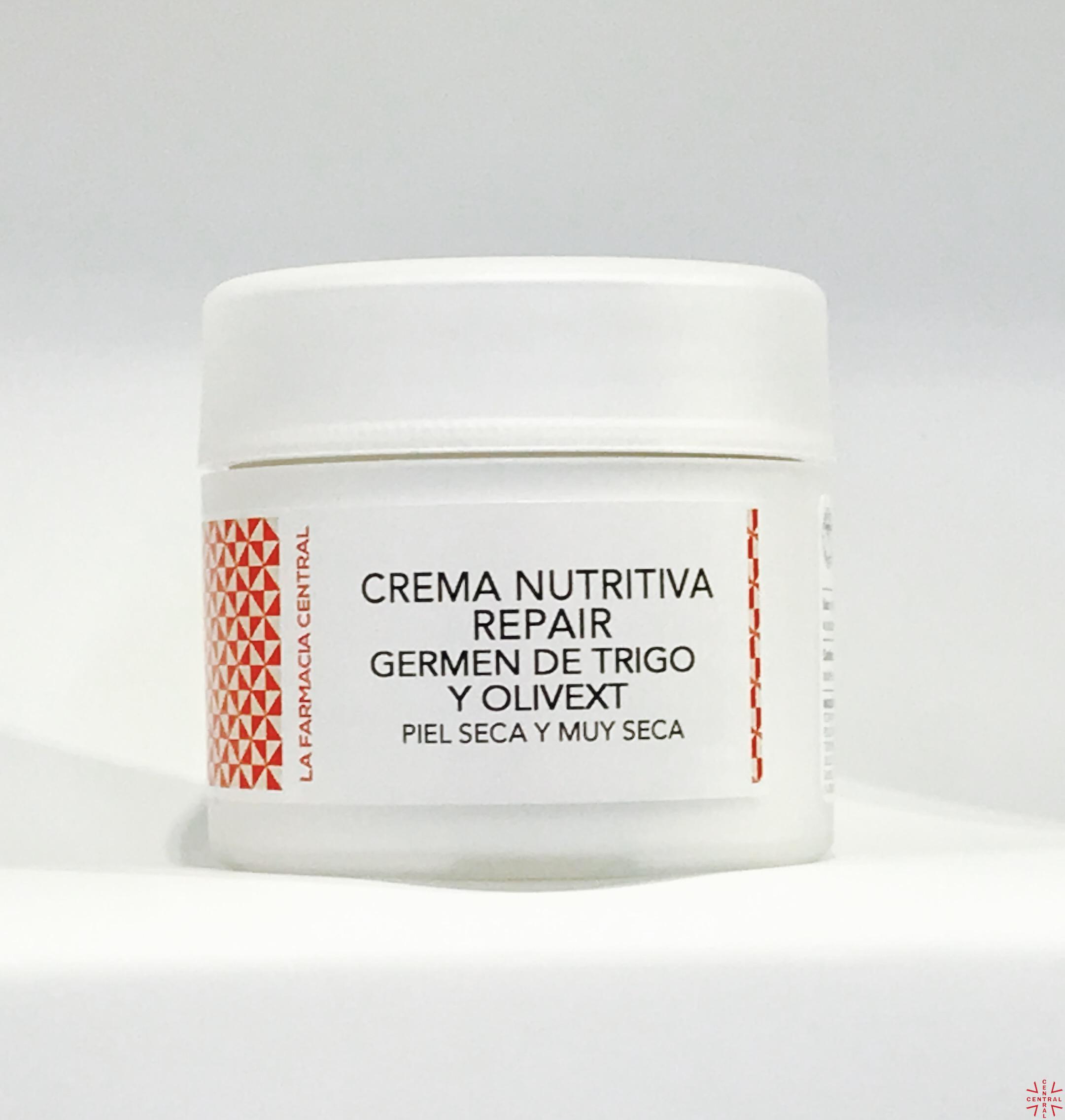 LFC Crema nutritiva-repair con germen de trigo y  olivext  50ml