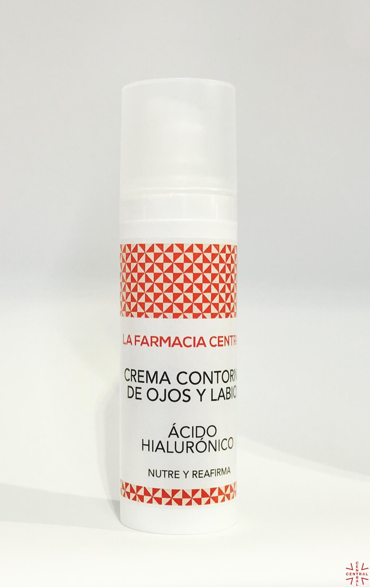 LFC Crema contorno ojos y labios Ác. Hialurónico 30ml