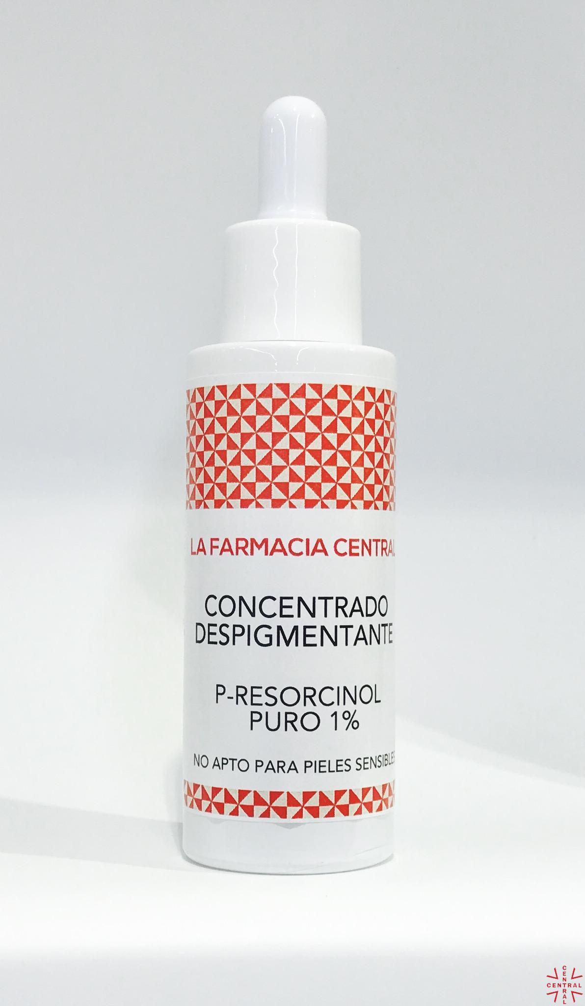 LFC Concentrado despigmentante p-Resorcinol puro 1% 30ml