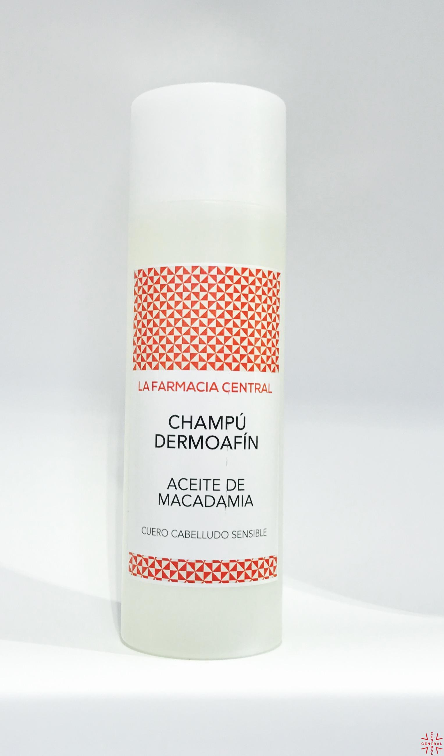 LFC Champú dermoafin aceite de macadamia 200ml