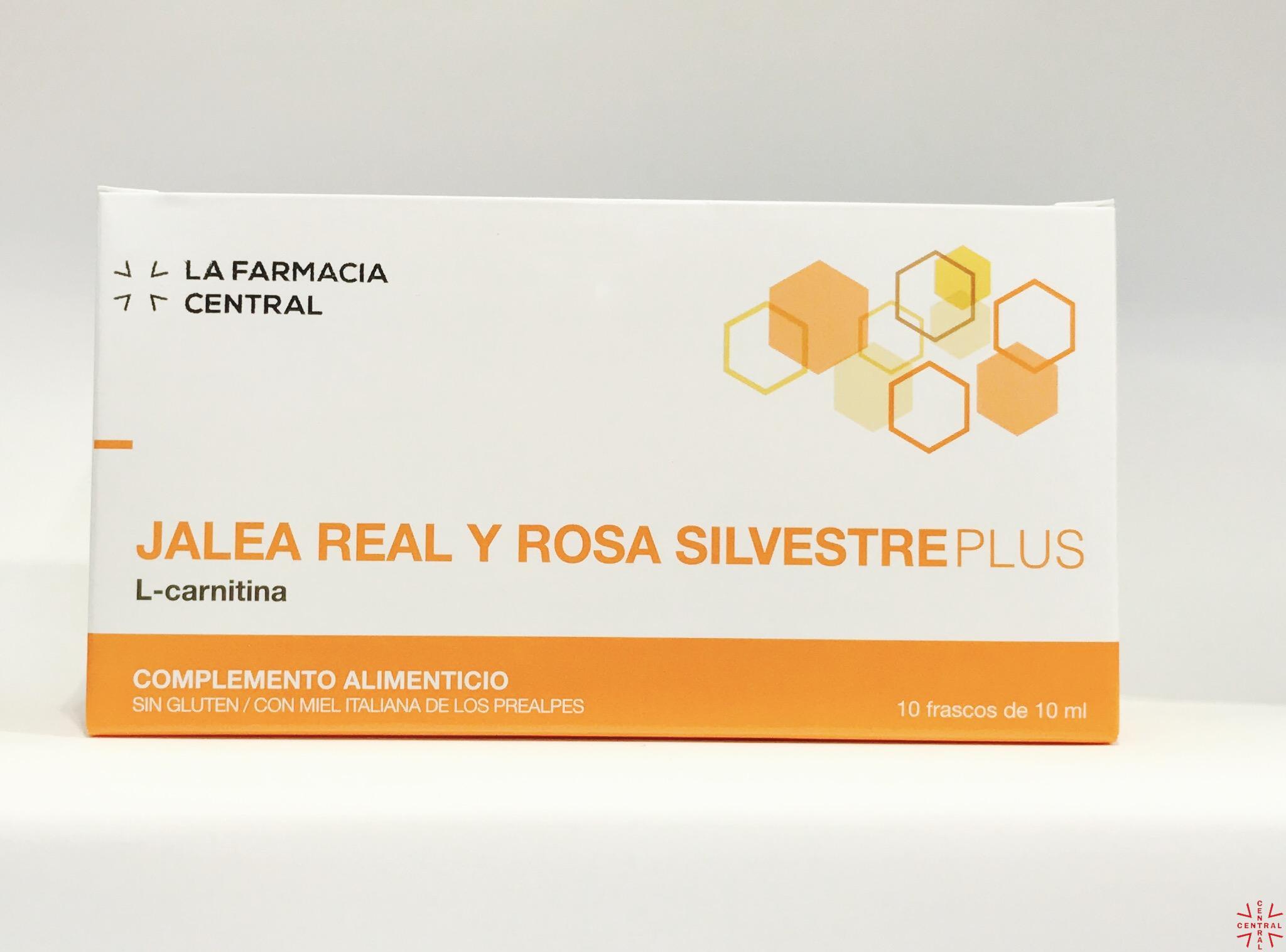 LFC Jalea Real y Rosa Silvestre plus 10 frascos