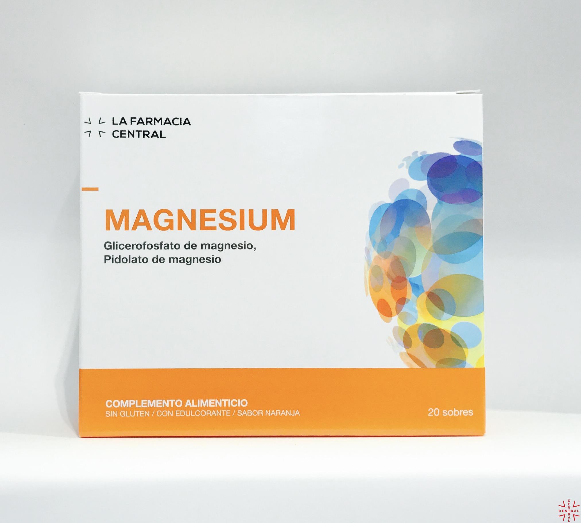 LFC Magnesium 20 sobres
