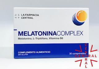 LFC Melatonina Complex 30 comp