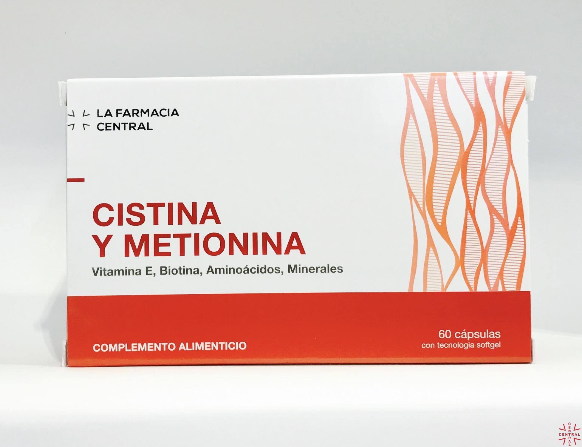 LFC Cistina y Metionina 60 caps