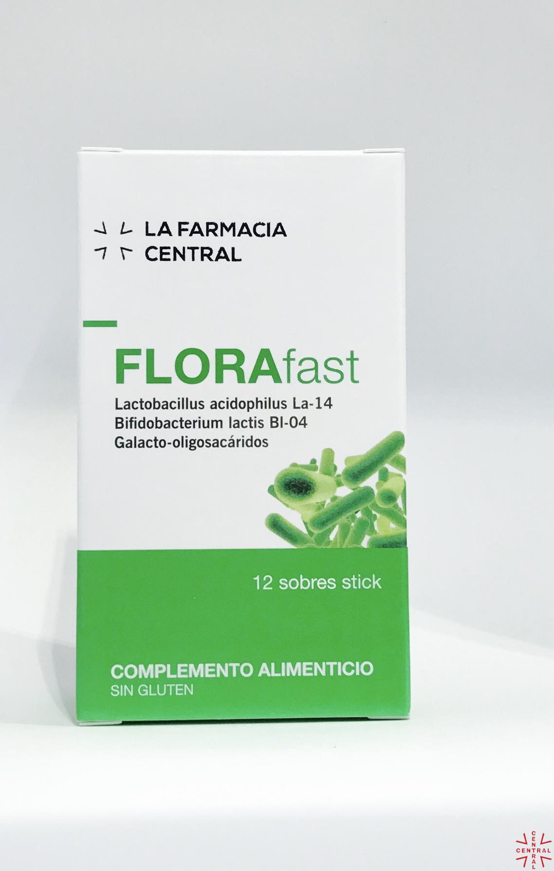 LFC Florafast 10 sobres