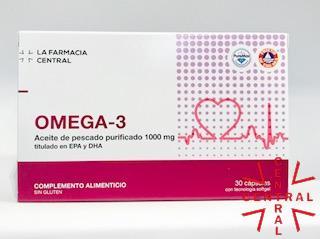 LFC Omega 3 30 caps