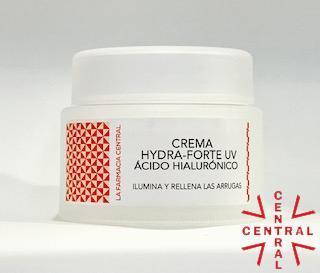 LFC Crema hidra-forte UV  con Acido Hialurónico 50ml