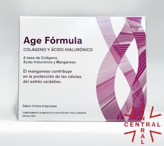 LFC Age fórmula colágeno y ácido hialurónico 20 viales