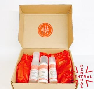 LFC cosmetics pack HOMBRE