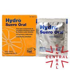 Hydro Suero-oral 8 sobres Casen