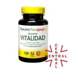 Nature's Plus express vitalidad 30c