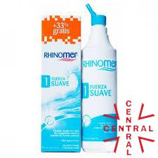 RHINOMER limp nasal F1 Suave 180ml