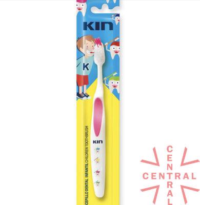 Kin cepillo dientes infantil