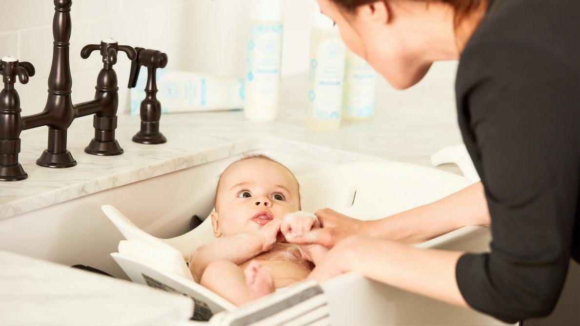 Cuidados de piel del recién nacido