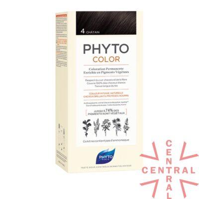Phyto tinte castaño