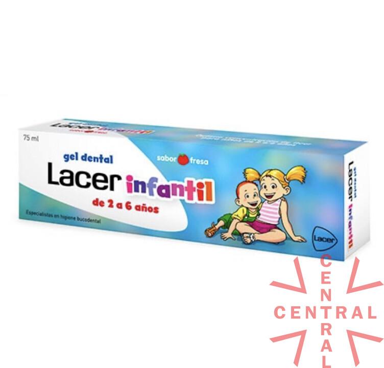 Pasta dientes niños fresa